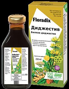 Floradix Диджестив